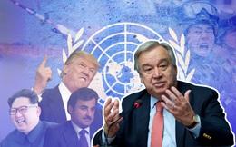 Sau 72 năm thành lập, chính 5 nước sáng lập đang làm Liên Hợp Quốc mất đi quyền uy?
