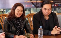 Vợ cố nghệ sĩ Trần Lập thực hiện ước nguyện của chồng