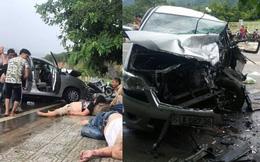 Nguyên nhân và danh tính nạn nhân vụ 2 ô tô đâm nhau trực diện, hành khách văng khỏi xe