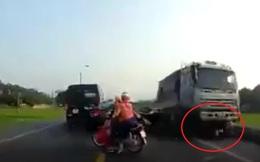 Thông tin mới nhất vụ xe tải chạy ngược chiều tông chết 2 anh em ruột