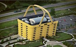 Lạ mắt với những tòa nhà có thiết kế kỳ lạ nhất trên thế giới