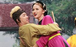 Hương Giang Idol cũng bị châm biếm trên truyền hình