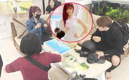 Rò rỉ hình ảnh Khởi My bí mật đi thử váy cưới cùng Kelvin Khánh