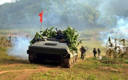 Cú húc để đời trong đêm - Một chiếc răng đổi lấy 3 thiết giáp M113 ở Phan Thiết!