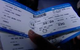 Chịu lỗ tiền triệu để nhượng lại vé máy bay Tết