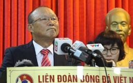 HLV Park Hang Seo sẽ dễ dàng đưa tuyển Việt Nam vào top 100 thế giới?