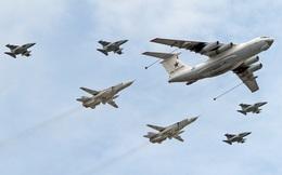 """""""Thùng xăng biết bay"""" của Không quân Nga"""