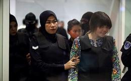 Đoàn Thị Hương xuất hiện tại sân bay nơi công dân Triều Tiên bị sát hại