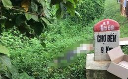 Phát hiện thi thể nam thanh niên tử vong bên đường lúc rạng sáng