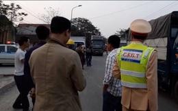 Xe tải bỏ chạy gần 80 km như phim hành động không phải do đâm chết người