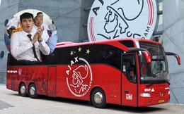 Công Vinh chuẩn bị cho cầu thủ TP.HCM di chuyển bằng xe buýt chuẩn châu Âu