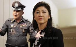 Chi tiết về lộ trình đổi xe trốn chạy của bà Yingluck Shinawatra