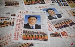Bức ảnh chứng minh ông Tập Cận Bình được đối xử như lãnh tụ TQ Mao Trạch Đông