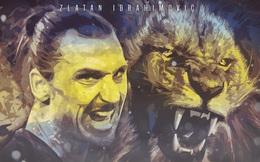 Ibrahimovic: Một ngôi sao chẳng giống ai!