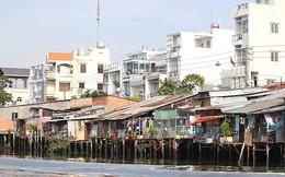 TP.HCM: Di dời 20.000 nhà trên, ven kênh rạch