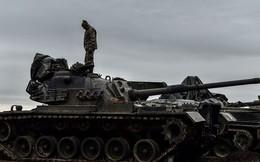 Thổ Nhĩ Kỳ thọc sâu tấn công vào lãnh thổ Syria