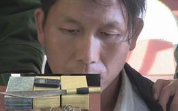 Ôm giúp 6 bánh heroin vượt biên để lấy 16 triệu tiền Lào