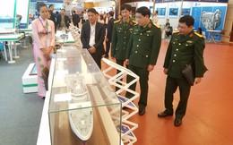 Ấn tượng Vietship 2018: Công nghiệp quốc phòng VN giới thiệu các mẫu tàu quân sự hiện đại