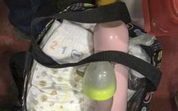 Mắc bệnh động kinh, bé gái 6 tháng tuổi bị bố mẹ bỏ rơi trong đêm