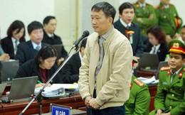 """Trịnh Xuân Thanh: """"Tiền thì người ta ném vào xe mà mình bị đề xuất tù chung thân"""""""