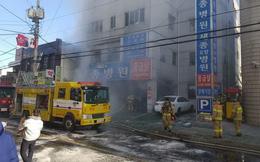 Cháy bệnh viện ở Hàn Quốc: Thủ tướng Lee Nak Yon ra lệnh điều tra