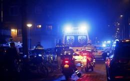 Nổ súng ở thủ đô Amsterdam, ít nhất 1 người đã thiệt mạng