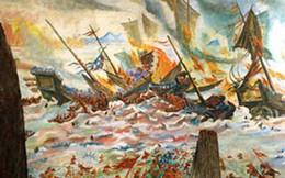 Trận thủy chiến lớn nhất trong lịch sử Việt Nam: Muôn dặm thuyền bè, tinh kỳ phấp phới
