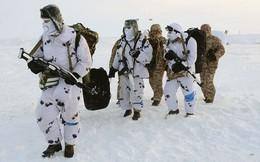 Hãng Kalashnikov thử nghiệm mẫu quân trang mới ở Bắc Cực