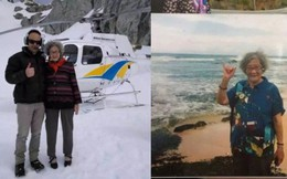 Bà lão 88 tuổi bán cả nhà để thỏa mãn đam mê du lịch