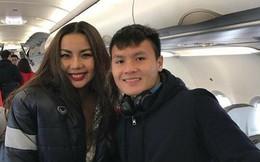 Lại Thanh Hương nói gì về việc diện bikini đi đón cầu thủ U23 Việt Nam?