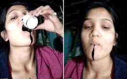 Bị bạn trai cũ lợi dụng tống tiền, cô gái trẻ dại dột uống thuốc độc tự tử trước ngày cưới
