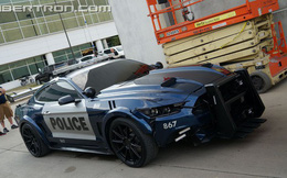 Ford đăng ký bằng sáng chế cho chiếc xe cảnh sát tự vận hành nhờ AI