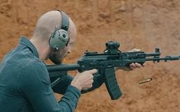 Quân đội Nga biên chế súng trường tấn công AK-12 và AK-15
