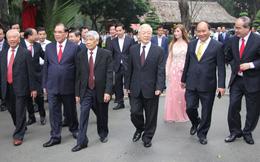 Tổng Bí thư Nguyễn Phú Trọng tham dự Lễ kỷ niệm 50 năm chiến dịch Mậu Thân 1968