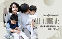 """Cuộc hôn nhân bí ẩn của Lee Young Ae: 10 năm hẹn hò chẳng ai hay biết, sau 9 năm kết hôn mới lộ ra thân thế """"khủng"""" của chồng"""