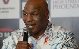Mike Tyson: 'Quyền Anh xuống dốc vì thiếu những cá tính mạnh như tôi'