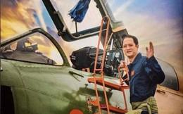 Đấu giá 32 giò lan của cố phi công máy bay Su-22 Khuất Mạnh Trí