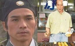 """Tài tử """"Bao Thanh Thiên"""": Nghiện rượu, vũ phu, bị vợ bỏ phải làm tạp vụ, ra phố bán bánh"""