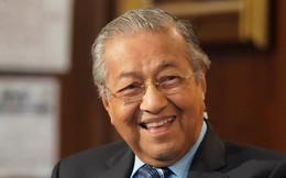 """Thủ tướng Malaysia: """"Ai đó nên học cách sống chung với Trung Quốc"""""""