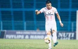 Từ lời nói khích của bố, hậu vệ Nam Định bay lên ĐT Việt Nam trước AFF Cup 2018