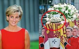 Bí mật ít biết đằng sau vòng hoa hồng màu trắng cùng dòng chữ khiêm tốn trên quan tài của Công nương Diana khiến nhiều người phải rơi lệ