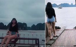 Thủ môn Lâm Tây lần đầu đăng story có bạn gái giấu mặt