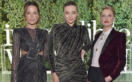 """Đêm tiệc trở thành """"đấu trường nhan sắc"""": Miranda Kerr, Amber Heard đến Charlize Theron đều đẹp hết phần người khác"""