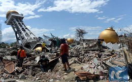 Động đất 6-7 độ richter rung chuyển Indonesia và Papua New Guinea