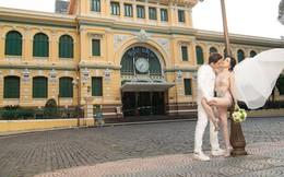 """Ảnh cưới sexy giữa phố của Sĩ Thanh bị ném đá là """"thiếu tôn trọng bản thân"""""""
