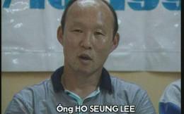 """19 năm trước, HLV Park Hang-seo từng bị """"thay tên đổi họ"""" khi cầm quân sang Việt Nam"""
