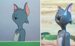 Trở về tuổi thơ với những khoảnh khắc đen đủi nhất của mèo Tom ngoài đời thực