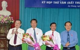 Phê chuẩn chức vụ Phó Chủ tịch Ủy ban Nhân dân tỉnh An Giang