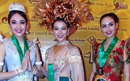 Clip: Đại diện Việt Nam giành huy chương vàng phần thi trình diễn trang phục dân tộc tại Miss Earth 2018