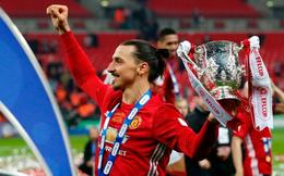 """Zlatan Ibrahimovic sắp quay trở lại Old Trafford để """"giải cứu"""" Mourinho?"""